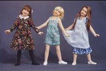 NIADA artist Susan Scogin / Miniature dolls