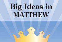 Bible: big ideas in...