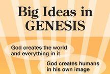 Bible: big ideas in GT