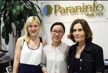 Xiaodan WU (Inés), alumna en prácticas de la Academia Paraninfo. / Hoy es el último día de prácticas de Xiaodan WU (Inés). Ha sido un placer compartir contigo todos estos meses. Tod@s te deseamos mucha suerte!!