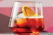 Raise a glass! / All things cocktail. From recipes to glassware and pairings to bar carts.