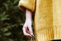 Knitting / Knits and knitting