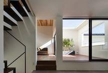 室内化 / 室内化したテラスを持つ住宅