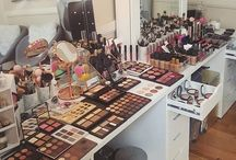 Make up / Yes I know I have a beauty board but this is just make up goals ok deal with it.