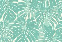 Tropical / Tropical design wallcoverings