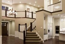 Interior Design / by Ashley Seargeant