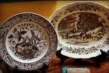 Dish Lover! / While Spode has my heart, I am yet a lover of other china too, especially English.