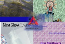 Nina Ghostflowers / Nina Ghostflowers is a creative collective whom have chosen to express themselves as composers of all that which makes a sound, or a particular tone of silence. Sweet bouncy music to make you feel like dancing.