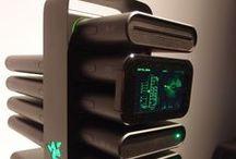 Gadgets / Miniaturized, electrified, and wifi'd