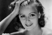 Greta Garbo / Homage to a Hollywood legend adrift.