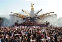 Dream Concert Venues