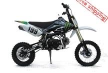Dirt Bikes | Pocket Bikes | Pit Bikes | Enduro | Moto Cross / Dirt Bikes von 49 ccm bis 250 ccm!