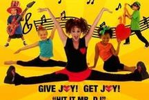 The Joy House DVD's for kids / The Joy House DVD is many kids favorite DVD out of ALL their DVD's . Parents and teachers say they dance, sing and practice all the time with Miss Joy from The Joy House! Makes a great baby sitting tool....They learn, get fit and have FUN! Give Joy, Get Joy!