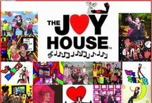 The Joy House TV Show for Kids / Miss Joy and The Joy House for kids consists of The Joy House Dance Party,,, The Joy House Preschool and After School Program for kids, school assemblies, The Joy House Music Videos and DVD's and The Joy House TV Show for kids! Kids all ages love it!