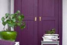 Mijn kleur: Paars   Purple