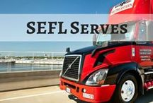 SEFL Serves  / The value of helping others!