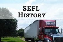 SEFL History / A look back to the start of Southeastern Freight Lines