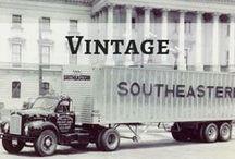 Vintage / Older trucks and advertising