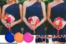 Bridesmaid dresses / Sisters sharing bridesmaid dress ideas :)