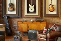 House of Blues / Where home decor and design meet music.