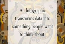 Infographics / Infographics have taken over the internet. They have the power to translate detailed information into a form that's easy to understand, and create a visual that's both memorable and attractive.   For an invite to pin on this board please send a link to your Pinterest profile to donald@crosswebideas.com.
