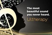 Ultherapy / Ultherapy is a nonsurgical face and neck treatment that uses ultrasound to actually lift and tone loose skin without any downtime.