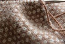 Knits / Knitting, patterns etc.