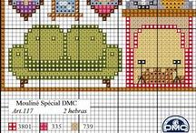 Cross Stitch for girls at heart