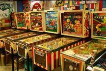 Pinball Dreams / A home arcade   every mans dream