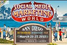 Social Media Marketing World - 2015 / Social Media Marketing World 2015 is the world's largest social media marketing conference with the world's top experts. #SMMW15