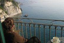 Amalfi Coast / Sorrento, Positano, Capri, Pompeii, and everywhere else.