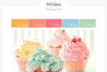 Digital: Website Design / Inspirations to make flat & user friendly Websites