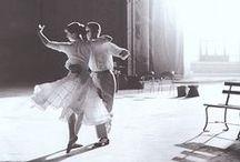 dancing motions