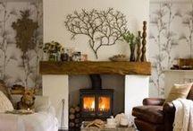 Home decor - woodburner