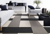 Funky Carpet Tiles / Carpet Tiles are the easiest, most economical, and best way to cover your floor for commercial use in offices, schools, hospitals, retail stores, banks, and more. Carpet Tiles are easy to replace! If one gets stained or ruined, replacing them is as easy as pulling the old one up and laying a new one down.