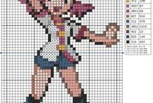 Cross Stitch Pokemon / Doncha just LOVE Pokemon?