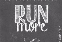 Worry less - Run more / Quotes and thoughts on running. Motivational questions and training plans for marathon.