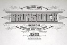 sanborn map' s typography