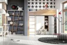 Teens rooms / Furnitures and ideas for teens rooms