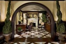 The Luxury Man Cave / Creating a space in the home in which a man is able to express himself absolutely, without any outside design influence.  / by Davidson Communities