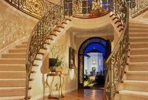 Spectacular Staircases / Masterfully crafted staircases by Davidson Communities and homes around the world that inspire us. / by Davidson Communities