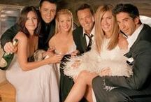 FRIENDS..my fave TV show <3 / by Kerry Solero