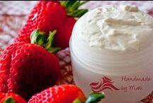Cremas, ungüentos y afeites naturales