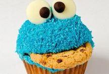 Cupcakes ☆ / I love to bake Cupcakes ❤️