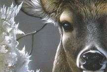 Animal Paintings / I love painting and animals so this is a great to look and how fantastic so enjoy looking :)