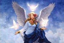 Angels, Ascended Masters and Guides / by Nichole Marino