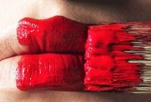 lips forever red