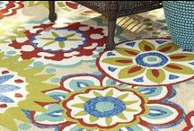 Rugs & Floor Décor / Because floors should be fun.