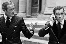 The Gentleman / Suit up