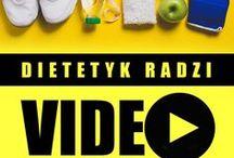 Dietetyk radzi - video / Oglądaj na bieżąco fachowe porady dietetyka marki ViVio i inne ciekawostki! Wszystko na temat odchudzania, aktywności fizycznej i zdrowej diety!